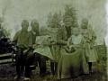 Bilde fra 1908 Fam Vrangen