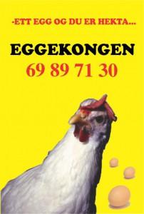 Eggekongen